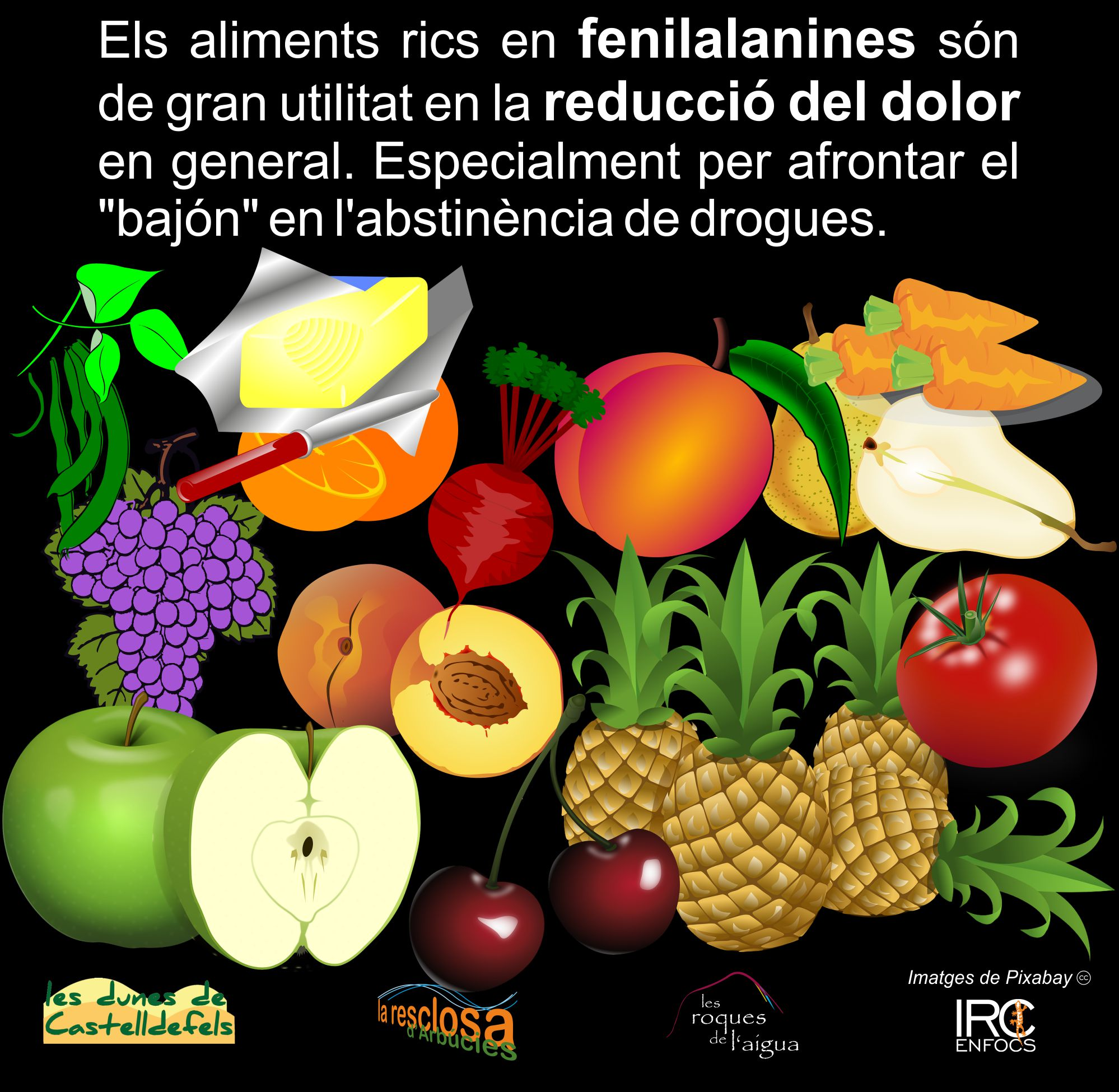 aliments fenilalanines